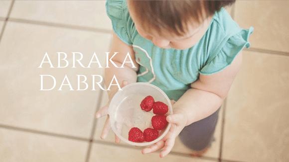 Abrakadabra; Kreasi Sarapan Unik untuk Anak