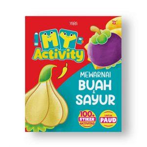 My Activity Mewarnai Buah dan Sayur