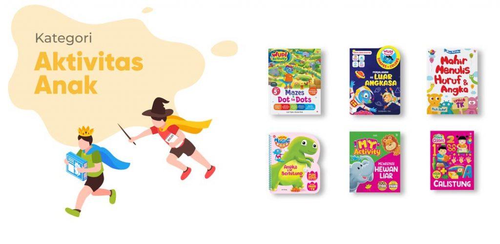 buku aktivitas anak